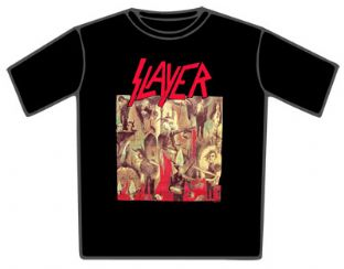 Slayer 'Reign In Blood' T-Shirt